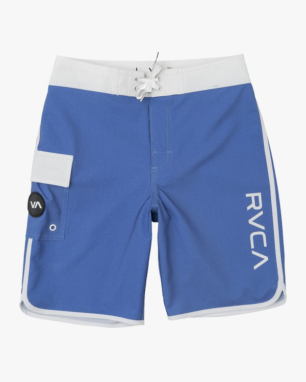 "0 EASTERN 20"" TRUNK Blue MA117EAS RVCA"