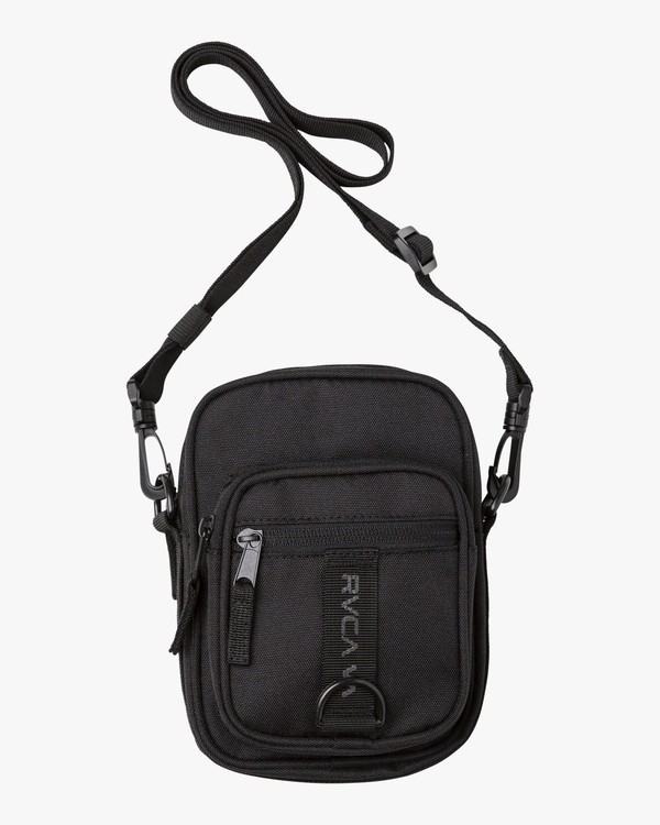 0 UTILITY POUCH CROSSBODY BAG Black MABG1RUP RVCA