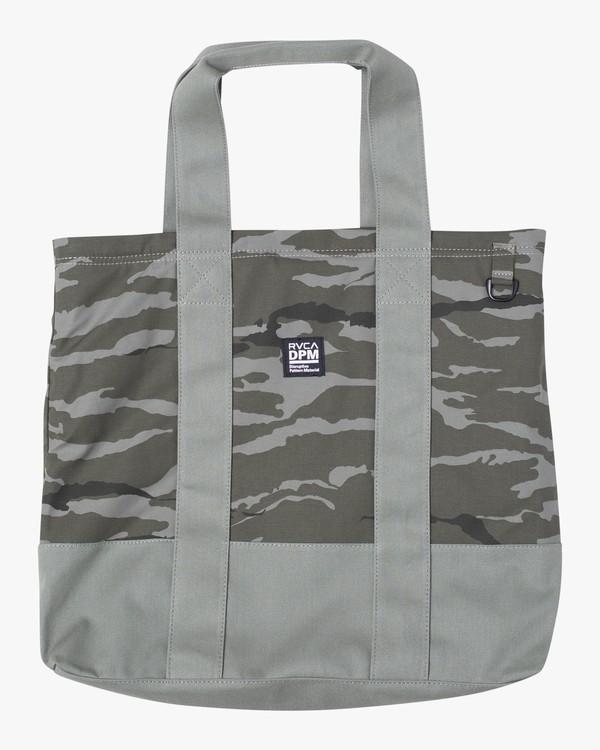 0 DPM TOTE BAG Grey MABG3RDP RVCA