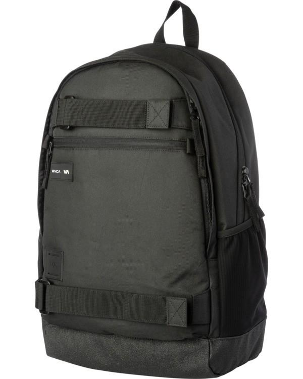 0 Curb III 29L Backpack Black MABK2RCB RVCA