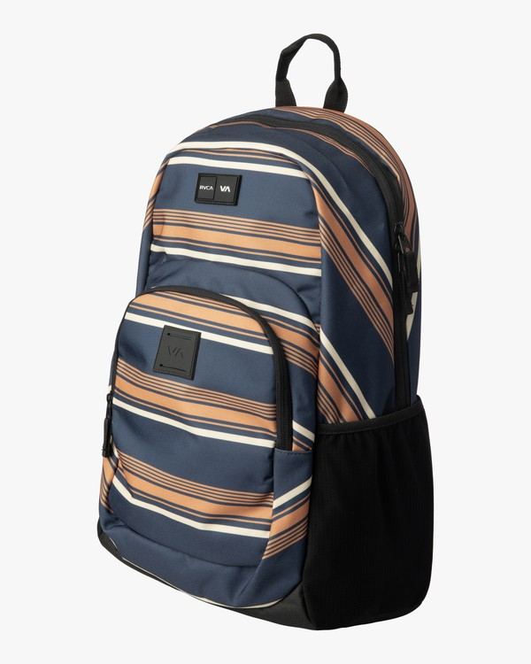 0 ESTATE BACKPACK III Blue MABK2REB RVCA