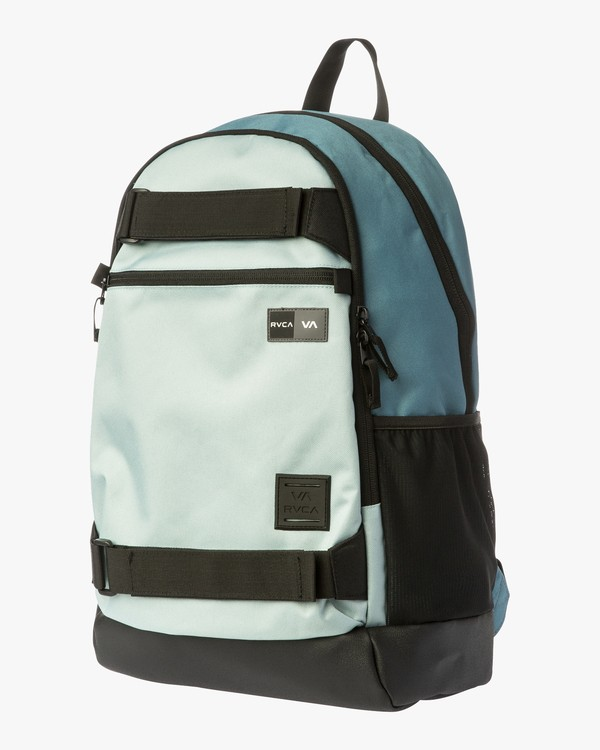 0 Curb Backpack PR Blue MABKURCP RVCA