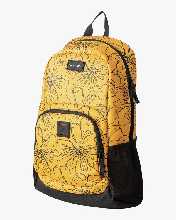 0 Estate Backpack II Yellow MABKUREB RVCA