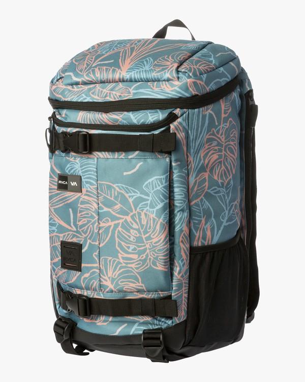 0 Voyage Skate PR Backpack II Blue MABKURPR RVCA