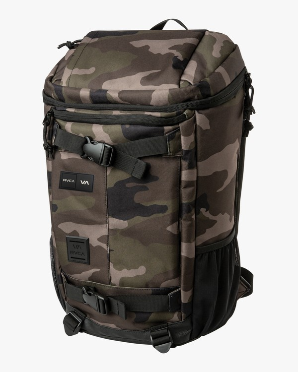 0 Voyage Skate Backpack II Brown MABKURVS RVCA