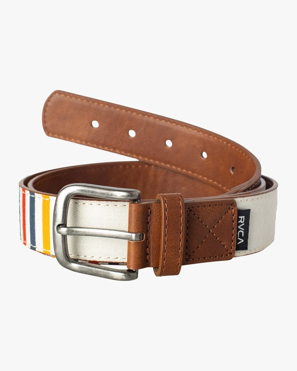 0 Leisure Belt Multicolor MABLVRLB RVCA