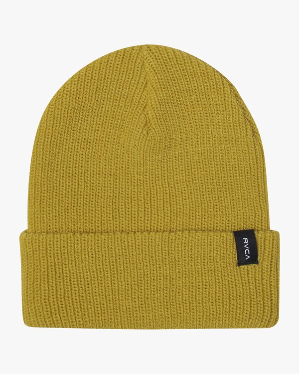 0 DAYSHIFT III BEANIE Yellow MABN3RDB RVCA