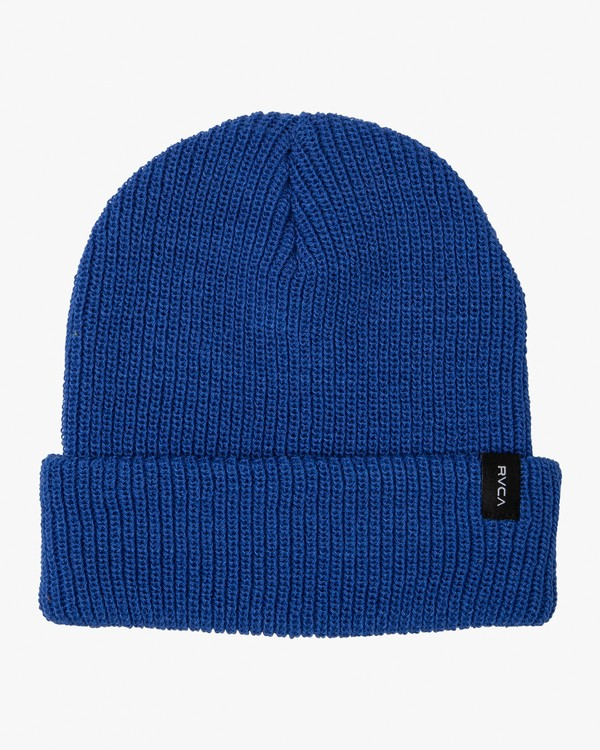 0 Dayshift II Beanie Blue MABNVRDB RVCA