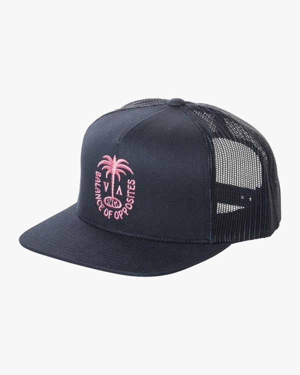 0 PALMS TRUCKER Blue MAHW2RPT RVCA