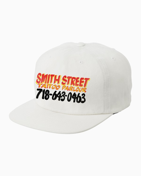 0 Smith Street Nurse Sign 2 Snapback Hat  MAHWQRNB RVCA