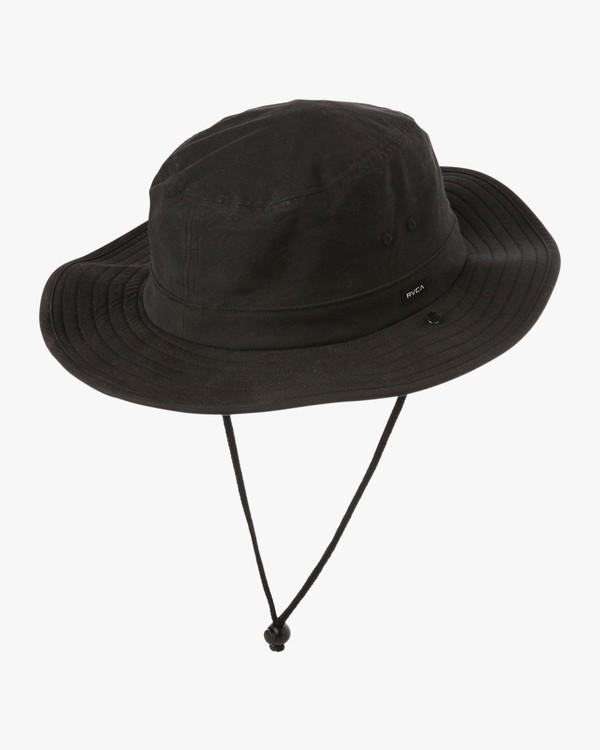 0 Balance Boonie Hat Black MAHWTRBB RVCA