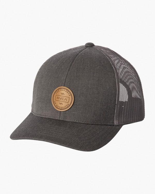 0 Volume Trucker Hat  MAHWURVT RVCA