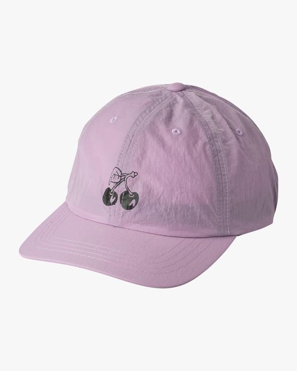 0 Graphic Pack II Hat Purple MAHWVRGP RVCA