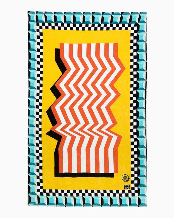 0 Luke Pelletier II Towel Multicolor MATWNRLP RVCA