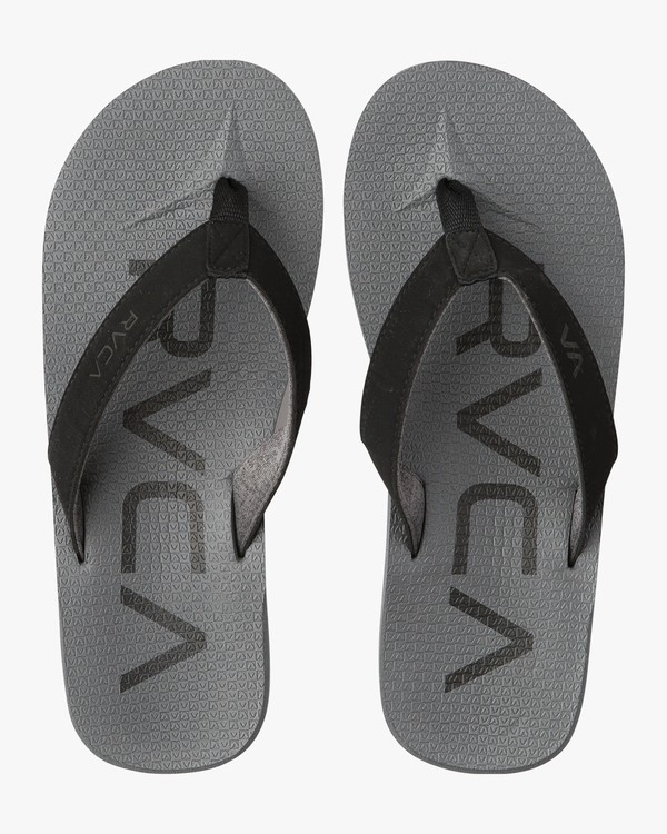 0 Subtropic Sandals Grey MFASPSTS RVCA