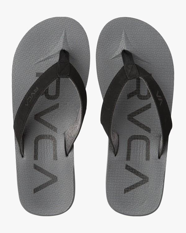 0 Subtropic Sandals Grey MFASPSTS RVCA