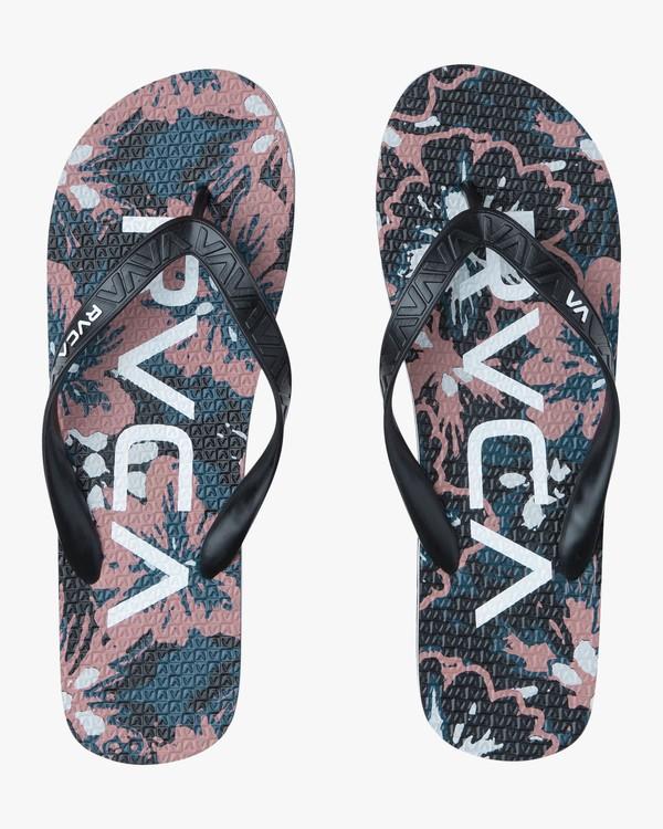 0 Trench Town 3 Sandal Multicolor MFOTTRTR RVCA