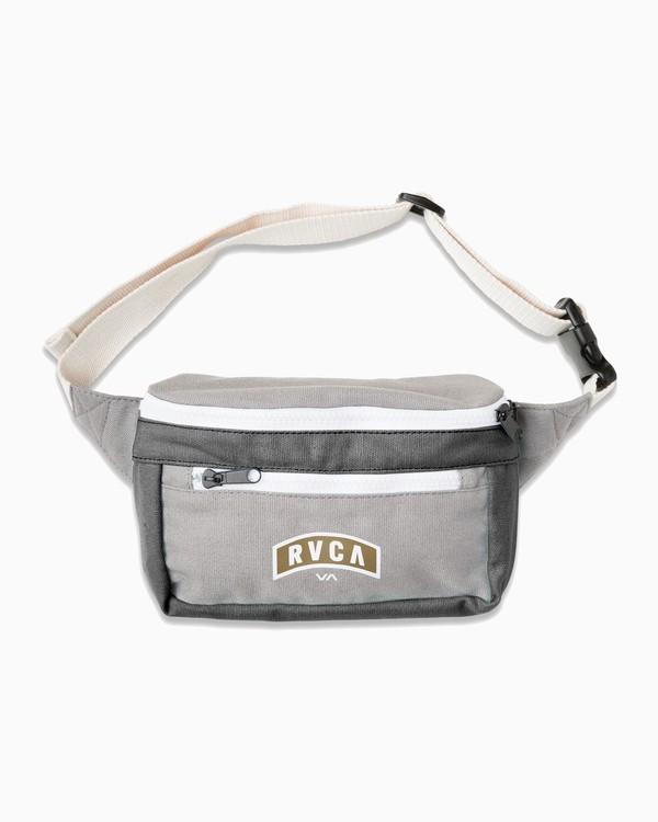 0 Symbolize Bum Bag Grey N9ESRARVP9 RVCA