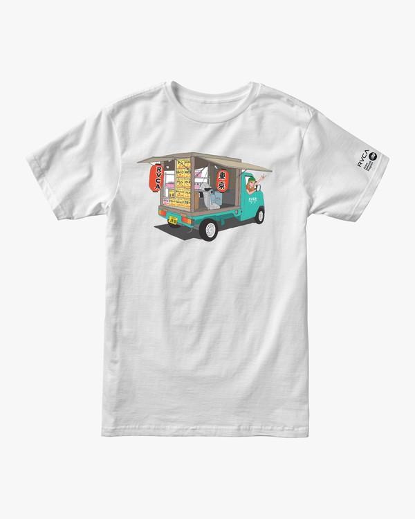 0 Hot Fudge Tokyo - T-Shirt für Männer  Q1SSTARVF9 RVCA