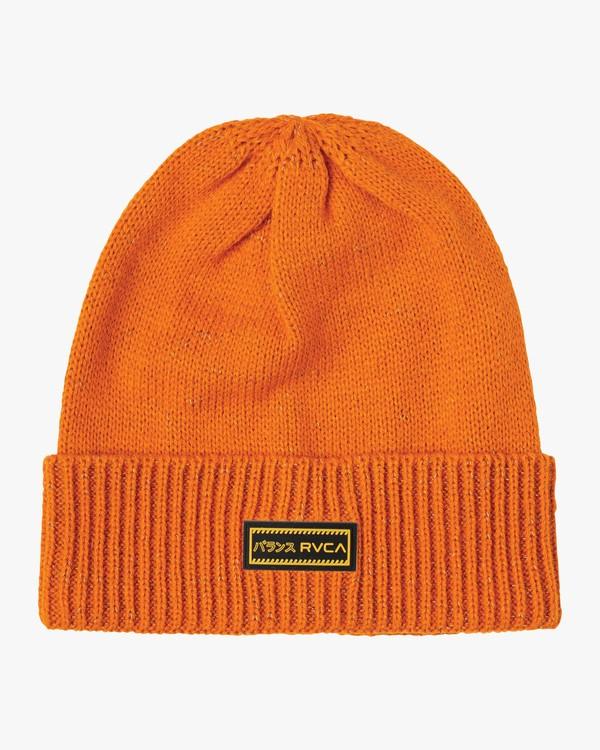 0 Hi Vis  - Beanie Orange Q5BNRBRVF9 RVCA