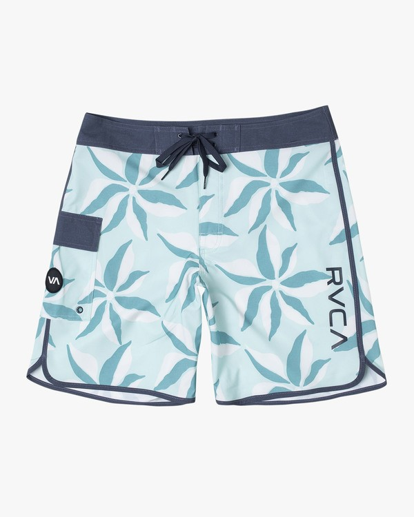 "0 Eastern Trunk 18"" - Board Shorts for Men Blue S1BSRBRVP0 RVCA"