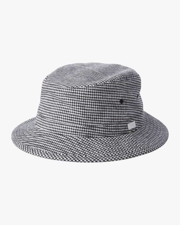 0 Hi-Grade  - Bucket Hat for Men Black S5HTRBRVP0 RVCA