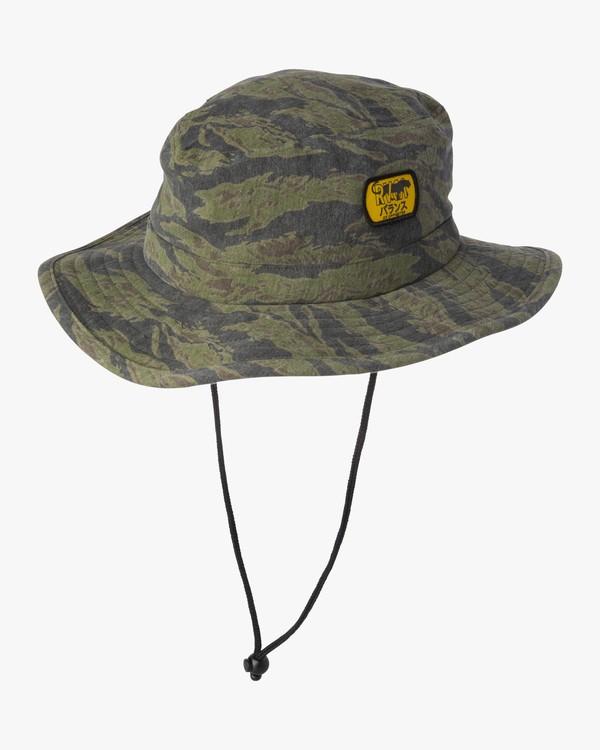 0 Walker Boonie - Safari Hat for Men Camo S5HTRCRVP0 RVCA