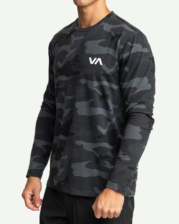 0 VA Sport Vent - Haut manches longues pour Homme Camo U4KTMCRVF0 RVCA