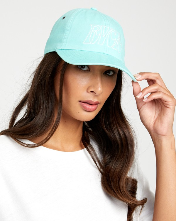0 Staple Dad - Dad Cap for Women  U9CPRARVF0 RVCA