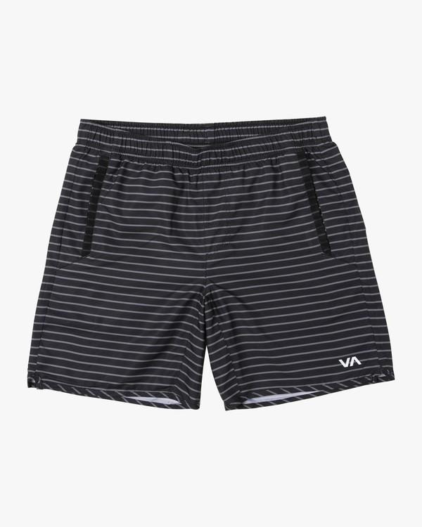 0 Yogger III Short Black VL204YGR RVCA