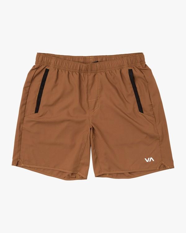 0 Yogger III Short Orange VL204YGR RVCA