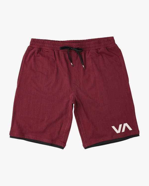"0 Layers II 19"" Short White VL205LRS RVCA"