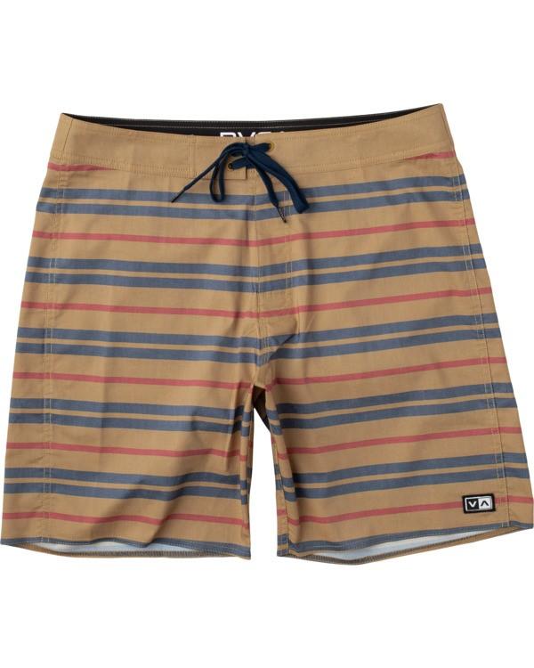 "0 Shore 18"" - Board Shorts for Men  W1BSRFRVP1 RVCA"