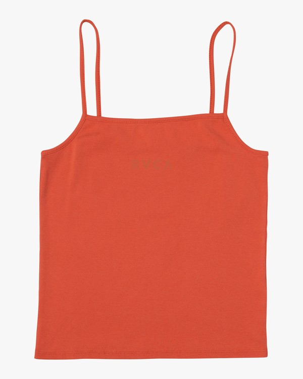 0 LITTLE RVCA TANK Orange W4832REQ RVCA