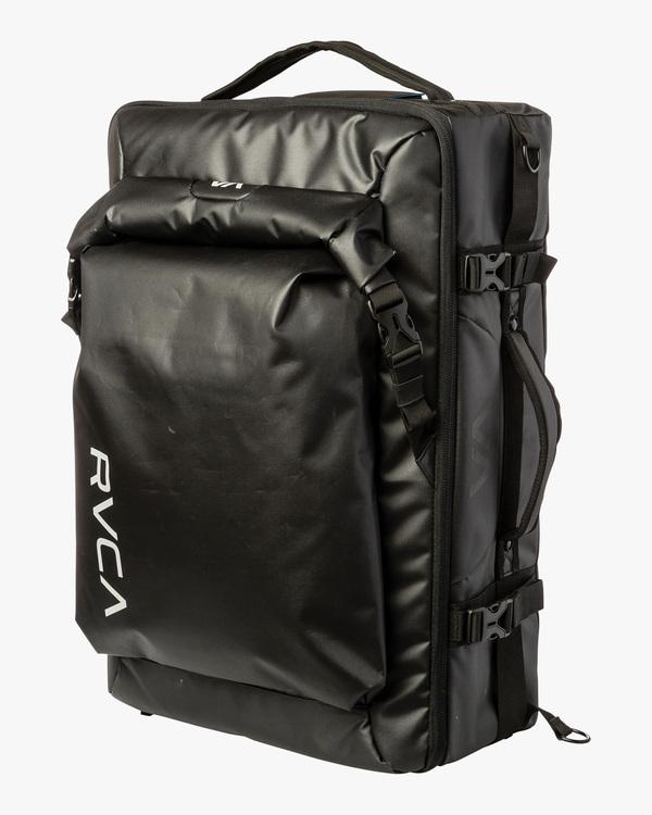 0 Zak Noyle - Camera Duffle Bag for Men Black W5BGRCRVP1 RVCA