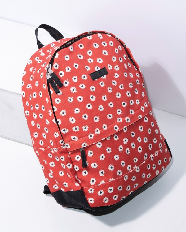 0 LOW TIDE BACKPACK Orange WABK2RLO RVCA