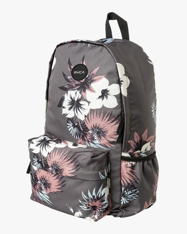 0 Multiplied Printed Backpack Grey WABKPRMU RVCA