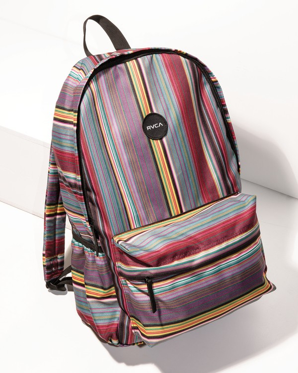 0 Multiplied Printed Backpack Multicolor WABKPRMU RVCA
