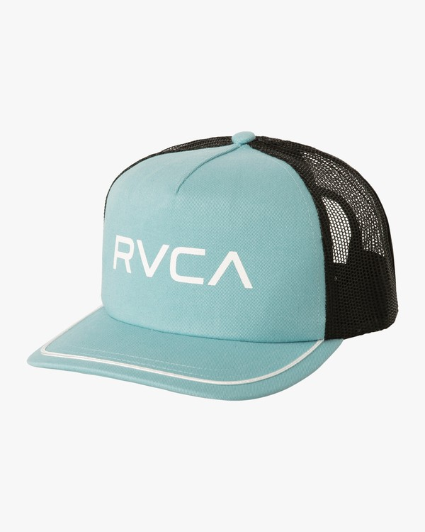 0 Title Trucker Hat  WAHWNRTI RVCA