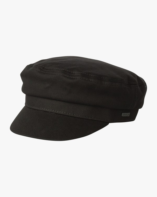 0 Baker Boy Hat Black WAHWSRBA RVCA