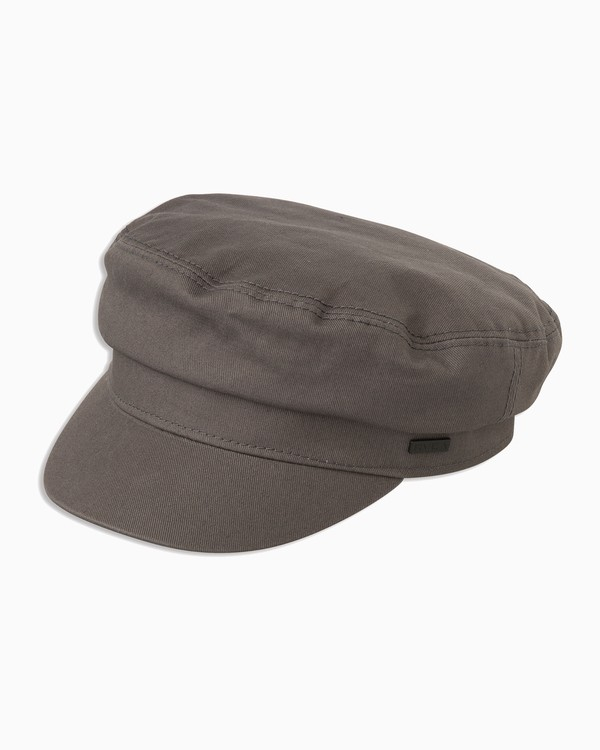 0 Baker Boy Hat Grey WAHWSRBA RVCA