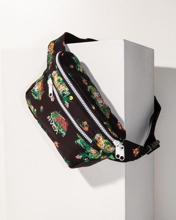 0 Grisancich Bum Bag Black WATVVRMG RVCA
