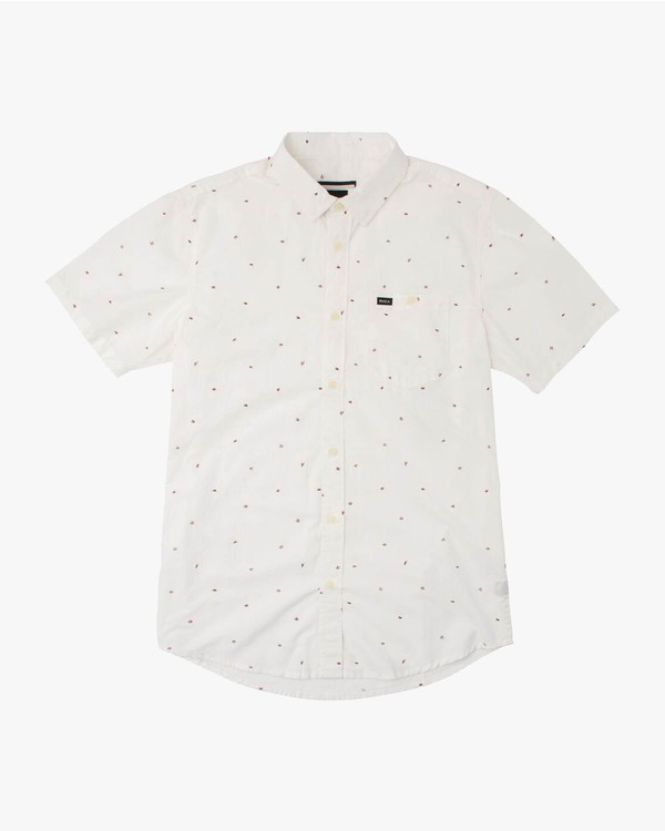 0 PARTICLE THEORY White X1SHRBRVS6 RVCA