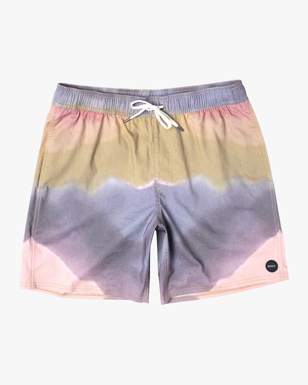 0 Trippy Dana - Recycled Swim Shorts for Men  X1VORERVS1 RVCA