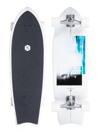 Mystic Wave 9.5'' - Cruiser Skateboard  EGL21STSMW