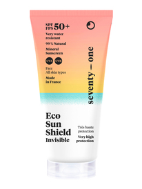 SeventyOne Percent - SPF50+ Eco Sun Invisible - Sunscreen (50 ml)  GR0721