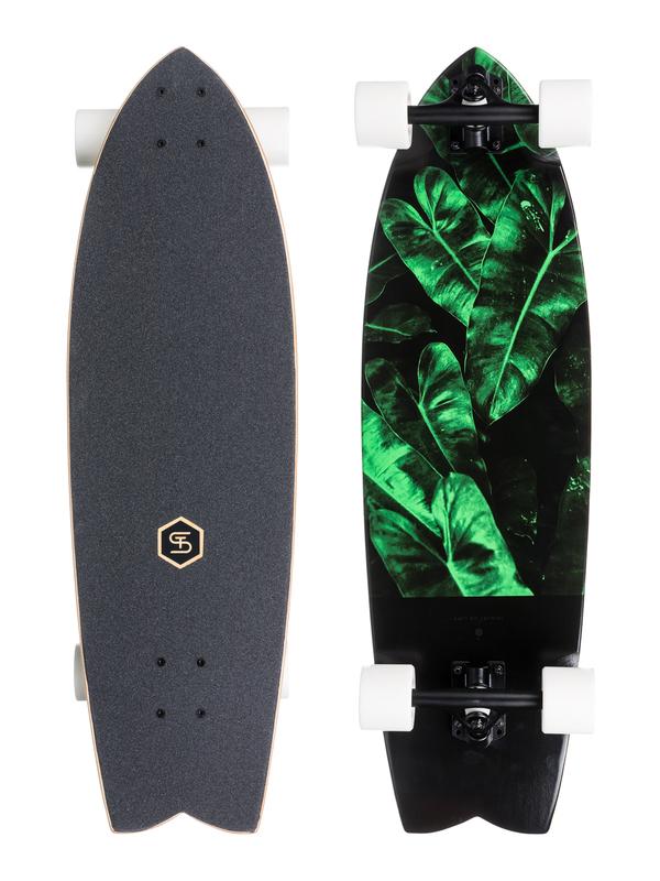 Escape 35.5'' - Longboard Skateboard  EGL21STSJU