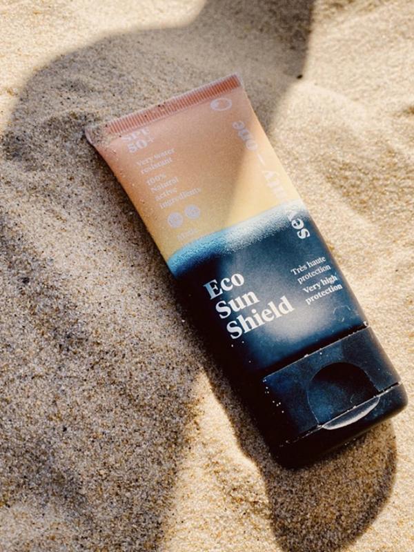 SeventyOne Percent - SPF 50+ Eco Sun Shield - Mineral Sunscreen (50 ml)  GR0318