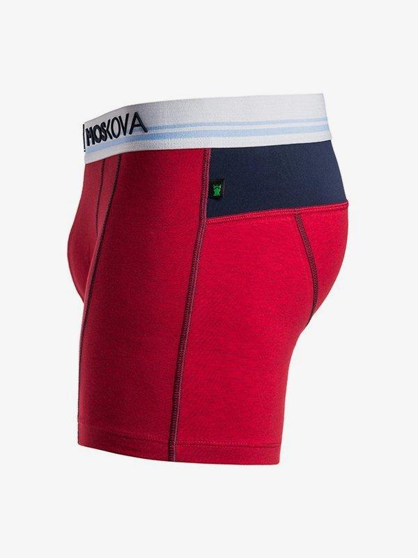 Moskova - Performance Boxer Briefs for Men  KMYLW03000