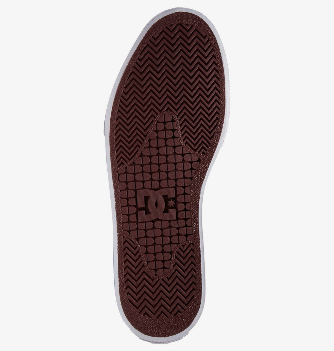 dcshoes, Manual S - Leather Skate Shoes for Men, BURGUNDY (bur)